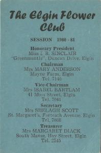 Session 1981
